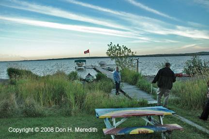 2008-09 Meredith-NaturalShoreline