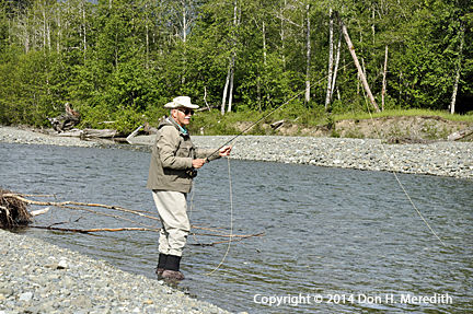 Struggling to protect fisheries don meredith outdoors for Elk river fishing