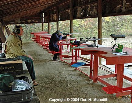 Wabamun Gun Range