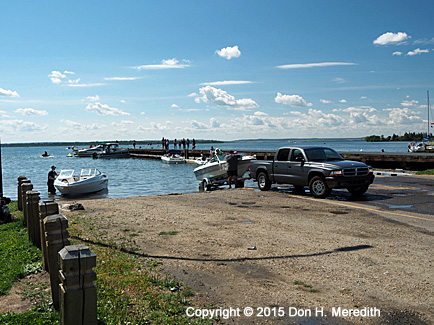 Wabamun Boat Launch