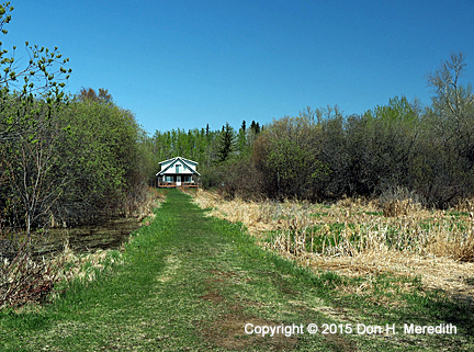 wetland fill